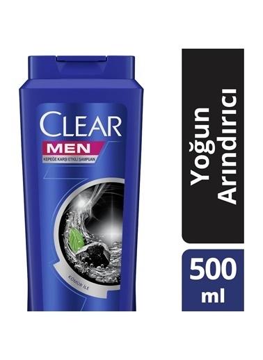 Clear Clear Men Şampuan Yoğun Arındırıcı 500 Ml Renksiz